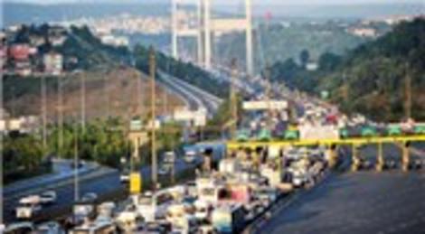 Fatih Sultan Mehmet Köprüsü bakımında son bir ay!