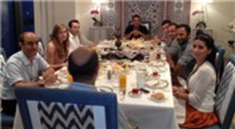 Astay Gayrimenkul'den emlaktasondakika.com ekibine 16/9'un 30. katında özel iftar!