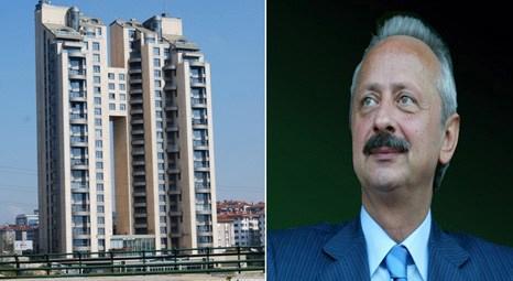 Haluk Ulusoy, oğlu Saffet Ulusoy'a Zincirlikuyu Bellevue Residences'ta ev aldı!