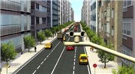 İzmir gelişmiş kentlerdeki 'akıllı ve çevreci' trafik sistemine geçiyor!