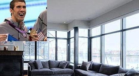 Michael Phelps, Amerika Baltimore'daki dairesini 1.2 milyon dolara sattı!