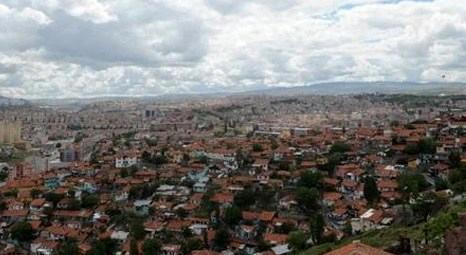 Ankara Çinçin, kentsel dönüşüm bölgesi ilan edildi! Yıkımlar başladı!