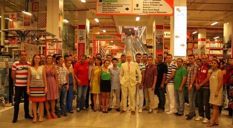 BAUHAUS Antalya Kepez'de mağaza açtı!