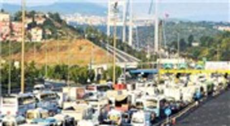 Boğaziçi ve FSM Köprüsü'nden ücretsiz geçiş 10 milyon lira kaybettirdi!