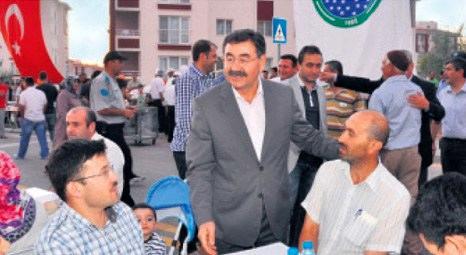 Ankara Gölbaşı TOKİ Konutları'nda pazar yeri çalışması başladı!