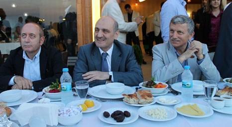 Erdoğan Bayraktar, Trabzonlu İş Adamları ve Bürokratları Derneği'nin iftarına katıldı!