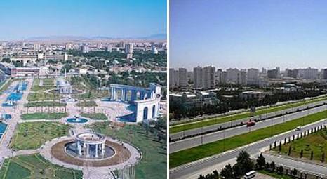 Türkmenistan'da Türk inşaatçılardan 3.2 milyar dolarlık proje!