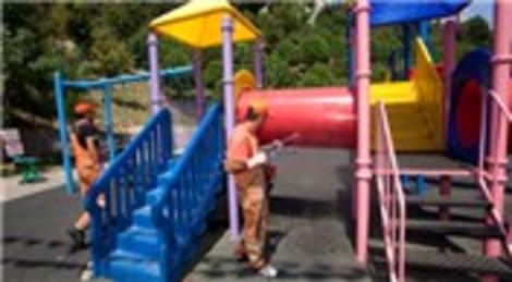 Toirent, Toipark projesiyle çocuklara hijyenli parklar sunuyor!