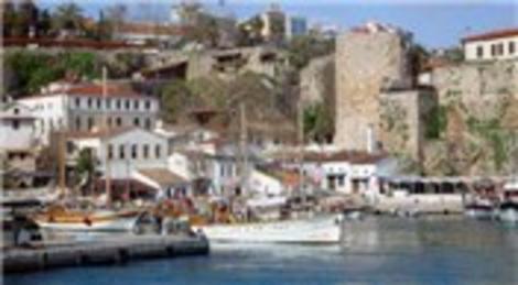ATSO, Antalya  Kaleiçi'ne dokunmak istiyor!