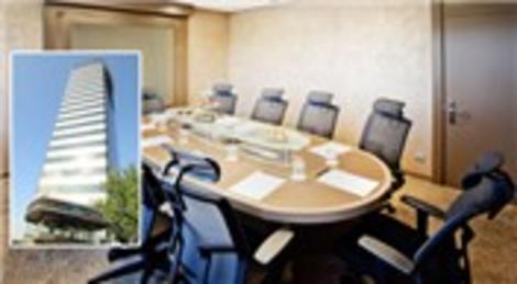 Windowist Tower ayrıcalıklarıyla ofis hayatını kolaylaştırıyor!