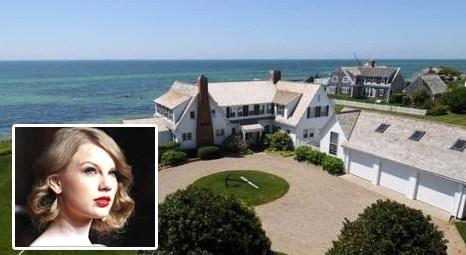 Taylor Swift, Conor Kennedy ile aşk yaşadığı Cape Cod'daki evi 5 milyon dolara satın aldı!