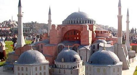 TOFD, Engelsiz Müze ve Saraylar projesini Ayasofya Müzesi'nde hayata geçirdi!