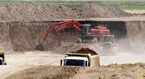 Hatay Reyhanlı Barajı'nın yapım çalışmaları devam ediyor!