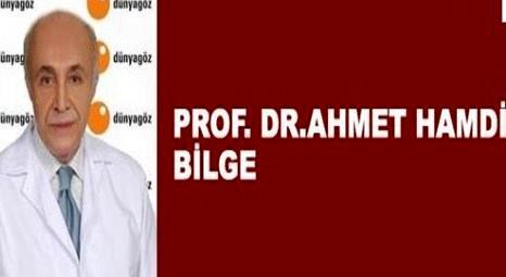 Eray Kapıcıoğlu'nun acı günü! Ahmet Hamdi Bilge vefat etti!