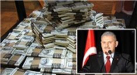 Binali Yıldırım: İstanbul için 40 katrilyon lira krediye ihtiyaç var!