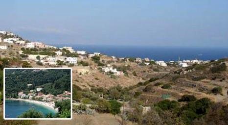 Hollywood'un ünlü isimleri Yunanistan'dan ada bakıyor!