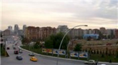 TOKİ Ankara Çukurambar'da arsa satışı karşılığı gelir paylaşımı ihalesi yapıyor!