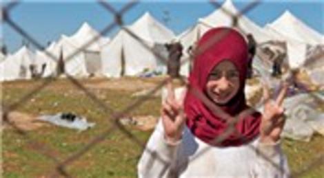 Suriyelilere 9 çadırkent ile 1 konteyner kent kuruldu, 300 milyon dolar harcandı!