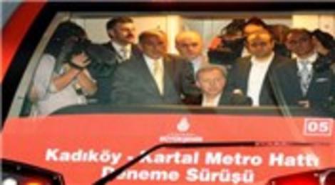 Kadıköy-Kartal metrosu açıldı! Mesafe 32 dakikaya düştü!