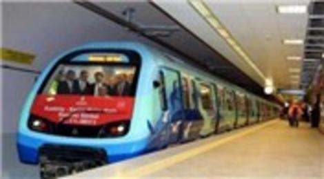 Kadıköy-Kartal metrosu ilk yolcularını ağırladı!