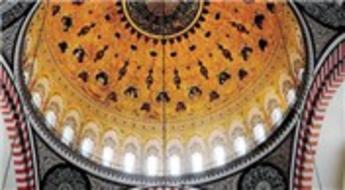 Süleymaniye Camisi'ndeki ses çakışması akustik problemlere neden!