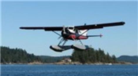 Deniz uçaklara ilgi büyük! Doluluk oranı yüzde 80!
