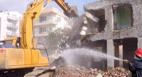 Ankara Mamak ve Dikmen'de halk, kentsel dönüşüm yıkımları için önlem alıyor!