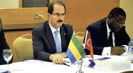 Ahmet Haluk Karabel, Gabonlular'a TOKİ faaliyetlerini anlattı!