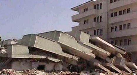 2004'te deprem şurasında alınan kararların hiçbiri uygulanmadı!