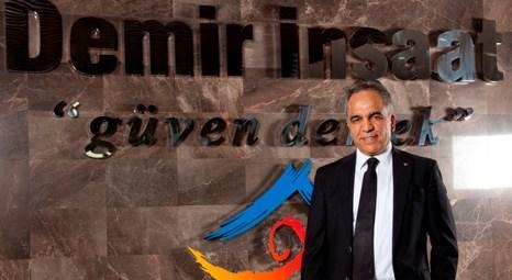 Hamit Demir, Twitter'da inşaat sektörünü değerlendirecek!