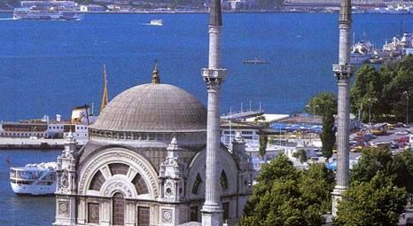 Antalya Belediyesi cami duvarlarının yerine peyzaj çalışması yapacak!