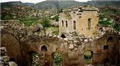 Hasankeyf Kalesi, mağara girişindeki çatlaklar nedeniyle ziyaretlere kapatıldı!