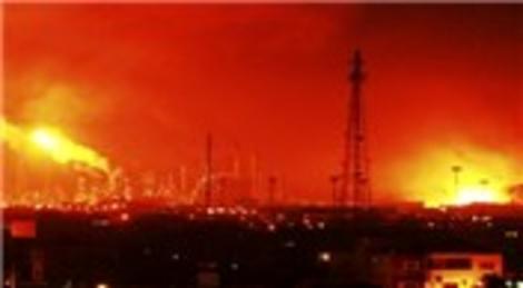 Venezuela Falcon'da Amuay rafinerisi patladı! 24 kişi hayatını kaybetti!