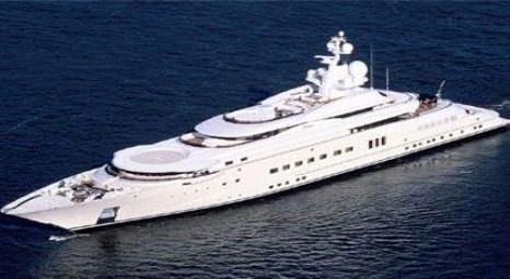 Ahmet Sakızoğlu, Amerika'dan 4 milyon dolara lüks bir yat aldı!