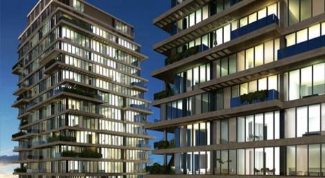 The İstanbul Residence Veliefendi'de 301 bin TL'ye 1+1!