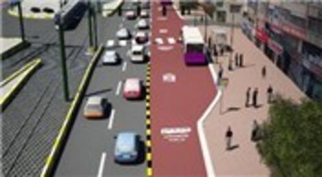 İstanbul'da Toplu Taşıma Yolu uygulaması pazartesi günü başlıyor!