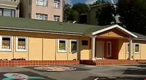 İstanbul'daki okullara prefabrik sınıflar yapılıyor!
