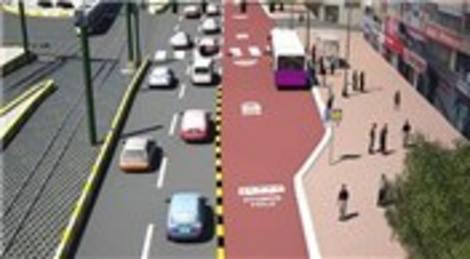 İstanbul'da toplu taşıma yolu projesi 3 Eylül'de hayata geçiriliyor!