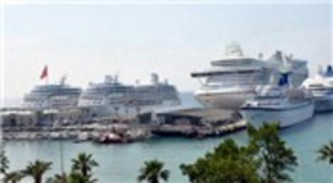 Alsancak Kruvaziyer Limanı'nda AVM'ye yer verilmesine İzmirliler itiraz ediyor!