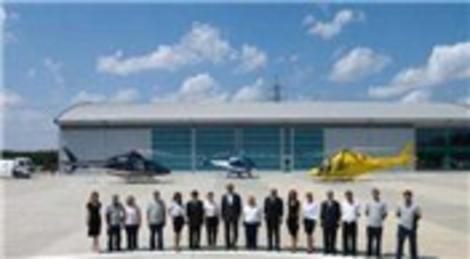 Kaan Heliport, İstanbul Şişli'de Binali Yıldırım tarafından hizmete açıldı!