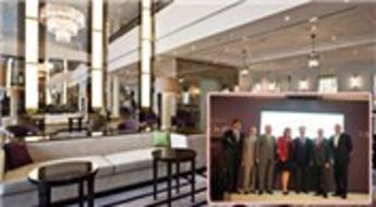 Martı İstanbul Otel'i Ertuğrul Günay ve Hüseyin Çelik birlikte açtı!
