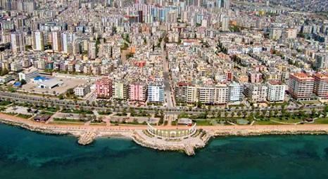 TOKİ Mersin'de anket yaptı, vatandaş kentsel dönüşüm istedi!