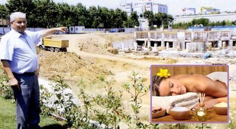 Hotel Thermal İstanbul'u Tuzla'ya Ak İnşaat yapıyor!