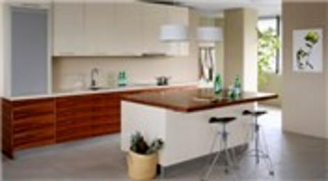 İntema Mutfak Vogue serisiyle mutfağınızda doğal ahşap dokunuşları!