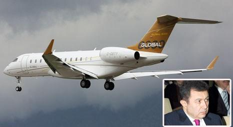 Mehmet Emin Karamehmet 65 milyon dolara Global 6000 iş jeti aldı!