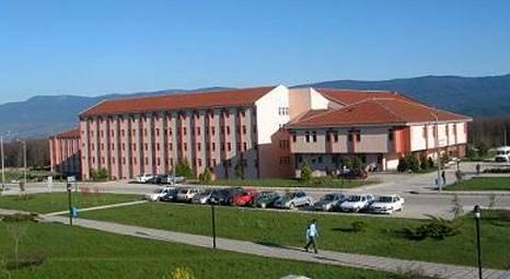 Abant İzzet Baysal Üniversitesi aktivite merkezinde yangın çıktı!
