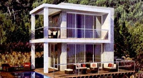 Torba Yasemin Villaları'nda 325 bin eurodan başlayan fiyatlarla!