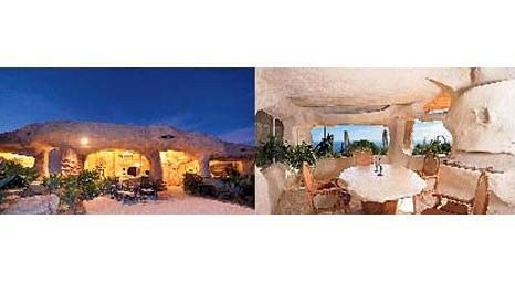 Dick Clark'ın Malibu sahilindeki Taş Devri'ni andıran evi 3.5 milyon dolar satılıyor!