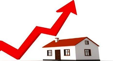 Türkiye'de konut fiyatları son bir yılda yüzde 2,42 arttı!