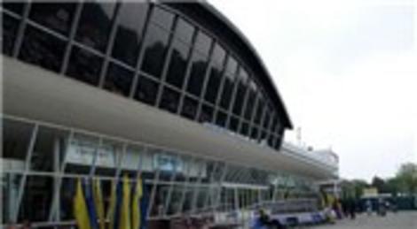 Doğuş Alarko ve YDA'nın yaptığı Kiev Borispil Havaalanı'na ilk kez THY indi!